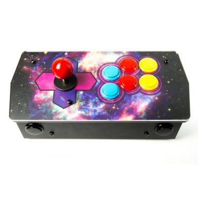 Pimoroni : Arcade controls for Raspberry Pi - Multi kleuren