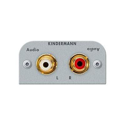 Kindermann 7441000510 Montagekit - Zilver