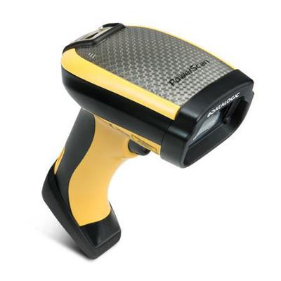 Datalogic barcode scanner: PowerScan PBT9500-DPM - Zwart, Geel