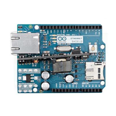 Arduino : The Ethernet Shield connects your board to the internet
