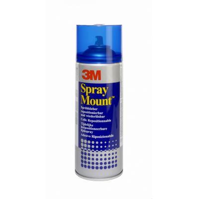 3m lijm: Spray Mount - Multi kleuren