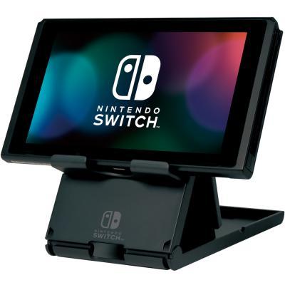 Hori batterij: Hori, Playstand (Black)  Nintendo Switch