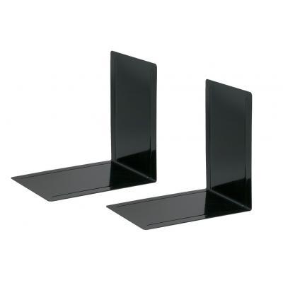 Maul boekensteun: 168 x 240 x 240 mm, 1 mm - Zwart