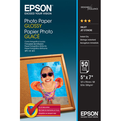 Epson C13S042545 pakken fotopapier