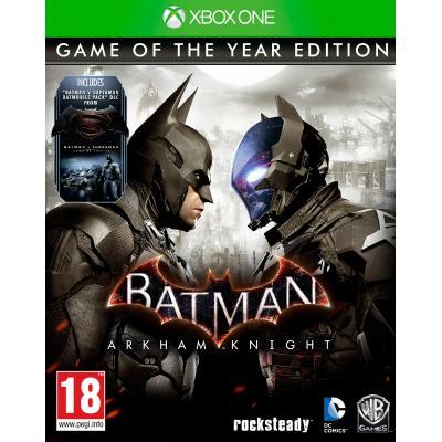 Warner bros game: Batman, Arkham Knight (GOTY Edition)  Xbox One