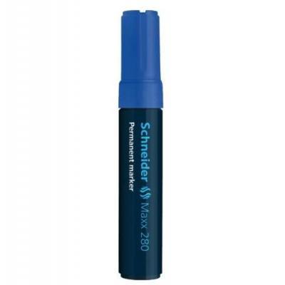 Schneider Pen Maxx 280 Marker - Zwart, Blauw