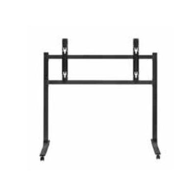 Panasonic TV standaard: Mobile stand for Plasma Display - Zwart
