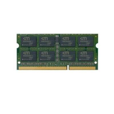 Mushkin 2GB (1x2GB) DDR2 667MHz / PC2-5300 SODIMM 200-pin LP 1.8V 5-5-5-15, Apple compatible RAM-geheugen