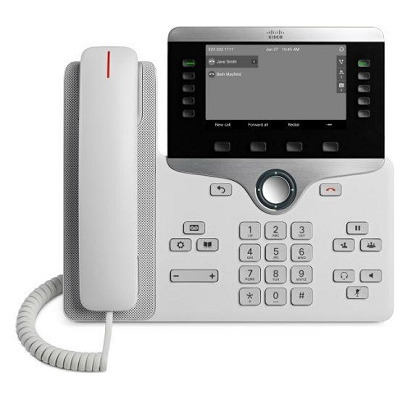 Cisco 8811 IP telefoon - Wit