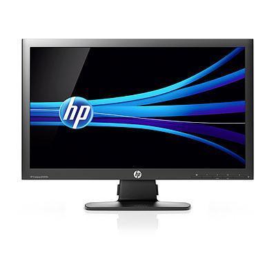 HP Compaq LE2202x monitor - Zwart
