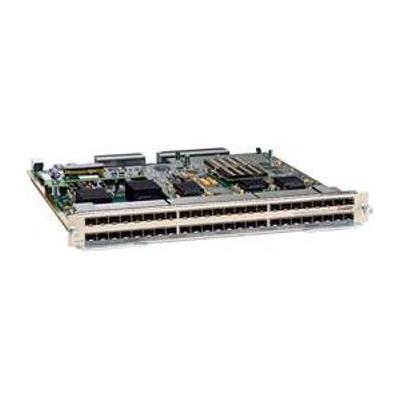 Cisco netwerk switch module: 48-port SFP fiber Gigabit Ethernet Module with DFC4