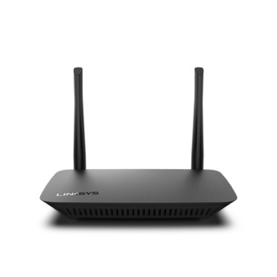 Linksys E5400 Wireless router - Zwart