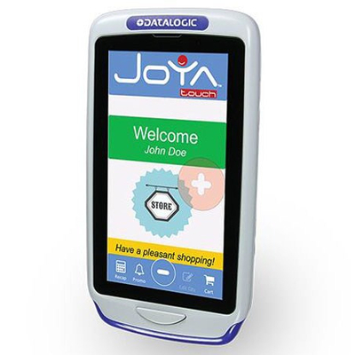 Datalogic PDA: Joya Touch Plus - Blauw, Grijs