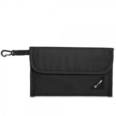 Pacsafe portemonnee: Coversafe V50 - Zwart