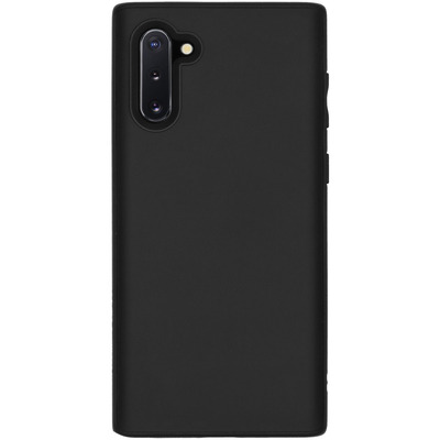 SolidSuit Backcover Samsung Galaxy Note 10 - Classic Black - Zwart / Black Mobile phone case