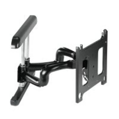 "Chief Large Flat Panel Swing Arm Wall Display Mount - 25"" Extension Montagehaak - Zwart"