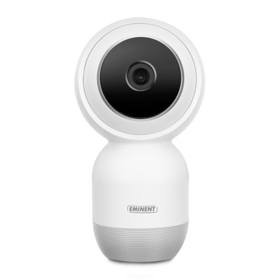 Eminent Full HD Wi-Fi Pan/Tilt IP Camera Beveiligingscamera - Wit