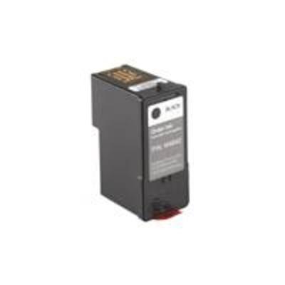 DELL 942 Standard Capacity Black Ink Cartridge inktcartridge - Zwart