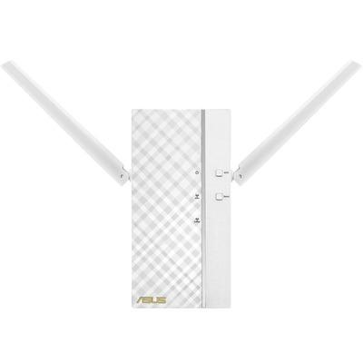 Asus wifi-versterker: RP-AC66 - Wit