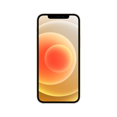 Apple iPhone 12 256GB White Smartphone