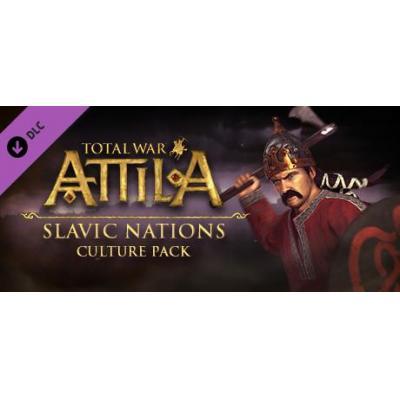 Sega : Total War: ATTILA – Slavic Nations Culture Pack
