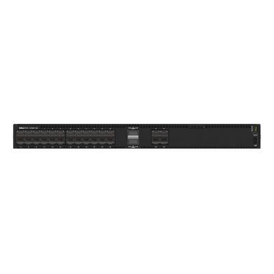 Dell switch: S-Series S4128T - Zwart