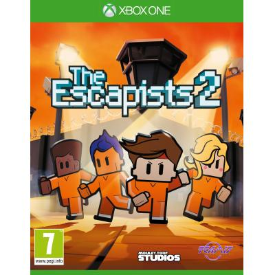 Koch media game: The Escapists 2 + DLC: The Glorious Regime  Xbox One