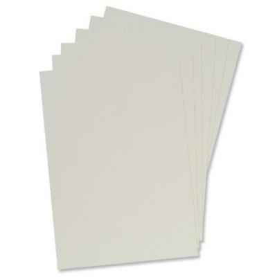 5star binding cover: (A4) Binding Covers 240gsm Leathergrain (Ivory), Box of 100 - Ivoor