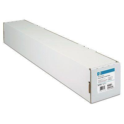 Hp papier: Bond paper wit inktjet 80g/m2 610mm x 45.7m 1 rol pack