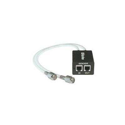 Raritan : Differential air pressure sensor, RJ-12, 3m Cable, Black - Zwart