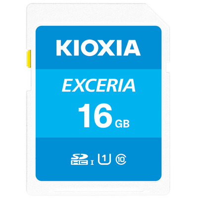 Kioxia Exceria Flashgeheugen - Blauw