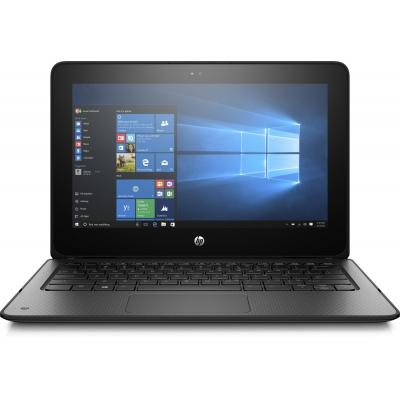HP laptop: ProBook ProBook x360 11 G1 EE Notebook PC - Zwart (Demo model)
