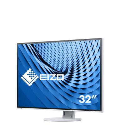 """EIZO FlexScan 31.5"""" IPS LED Monitor - Wit"""