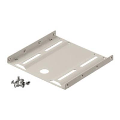 Goobay 2.5 - 3.5 Harddisk mounting set Montagekit - Grijs