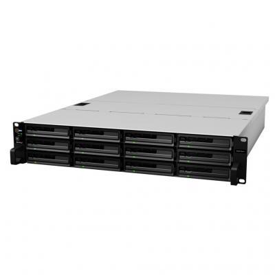 Synology NAS: RackStation RS3614xs+ - Grijs