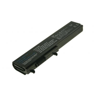 2-power batterij: CBI3027A - Li-Ion, 4400mAh, 10.8 V, 6 cell, 304g, black - Zwart