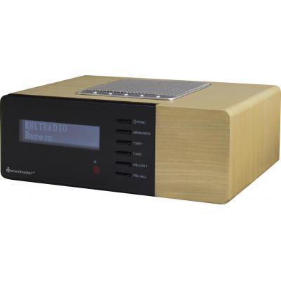 Soundmaster radio: UR180HBR - Hout