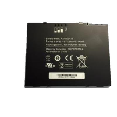 Zebra BTRY-ET5X-10IN1-01 Reserveonderdelen voor tablet