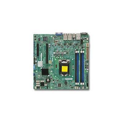 Supermicro MBD-X10SLM+-LN4F-O server/werkstation moederbord