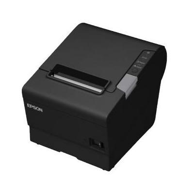 Epson pos bonprinter: TM-T88V-iHub - Zwart