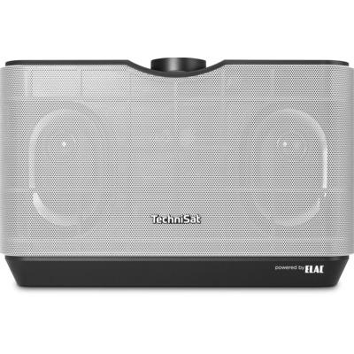 TechniSat AudioMaster MR2 Home stereo set - Zwart, Zilver
