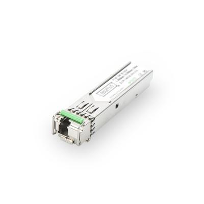 Digitus 1.25 Gbps SFP Module, Singlemode, BiDi LC Simplex, Tx1550nm/Rx1310nm, up to 20km Netwerk tranceiver .....