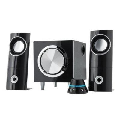Ednet luidspreker set: Spectros 530 - Zwart