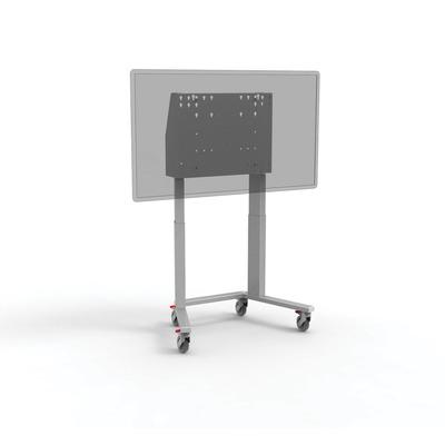 ErgoXS 70 kg, 600 x 400 mm VESA, aluminium Montagehaak - Grijs