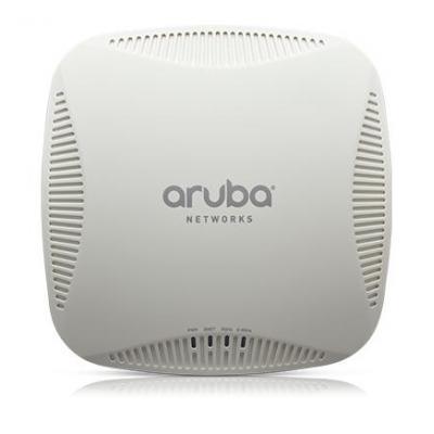 Hewlett Packard Enterprise Aruba AP-204 Dual 2x2:2 802.11ac Access point - Wit