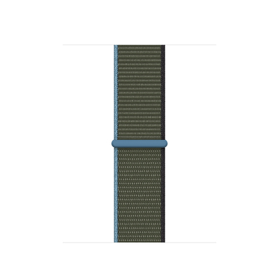 Apple 40mm Inverness Green Sport Loop - Groen