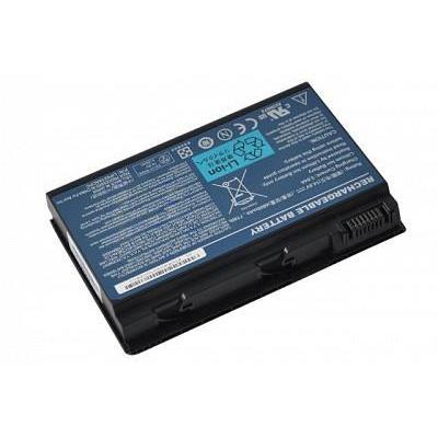 Acer notebook reserve-onderdeel: Original Travel Mate 6410 and 6460 Laptop Main Battery Pack (14.8v, 4800mAh) - Zwart