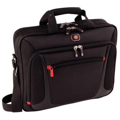 Wenger/swissgear laptoptas: Sensor - Zwart