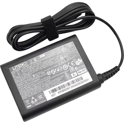 Acer AC Adaptor 65W Netvoeding - Zwart