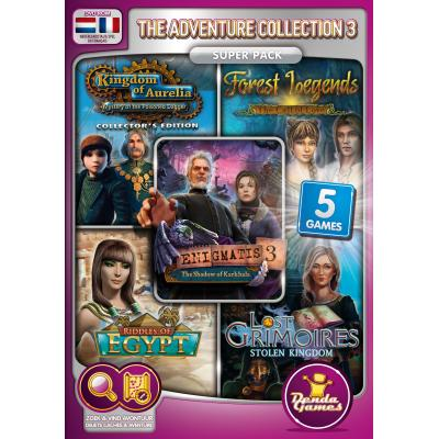 Denda game: The Adventure Collection 3 (Super Pack)  PC
